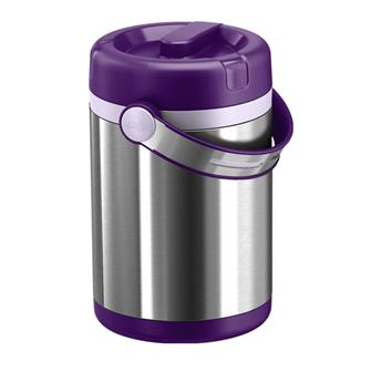 MOBILITY Boite repas isotherme Inox Emsa 1.7 L Violet