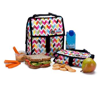 Sac Lunch Box isotherme 4.7 L Rayé Packit ZIGGY