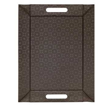 Plateau FreeForm 55 x 41 Feel and Co CIRCLE CHOCOLAT SC