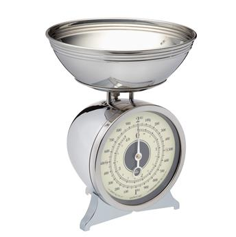 CLASSIC COLLECTION Balance mécanique 2 kg ACIER CHROME