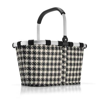 CARRYBAG Panier à provisions pliable  REISENTHEL Fifties Black SC