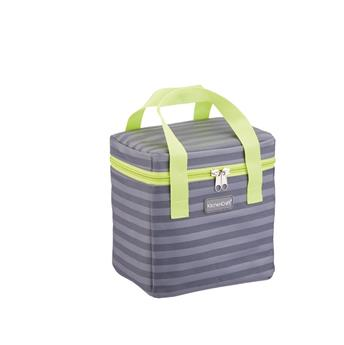 Sac Lunch Box isotherme 4.9 L KitchenCraft GREY SPOT rayures