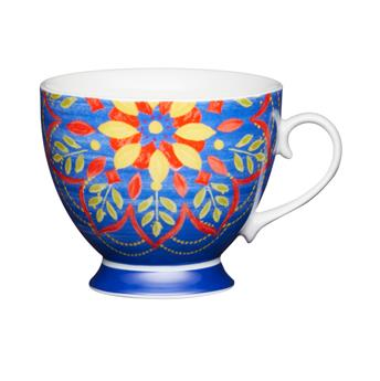 Tasse porcelaine 400 ml KitchenCraft Maroccan