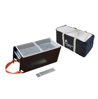 YAKI Barbecue Nomade Cookut Noir
