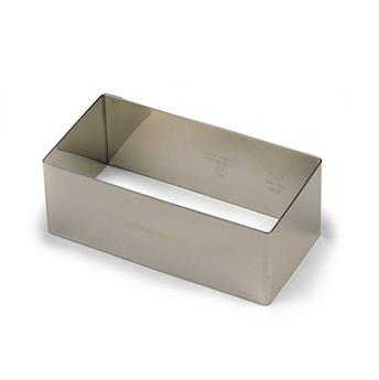 Nonette Forme Inox Rectangle GOBEL